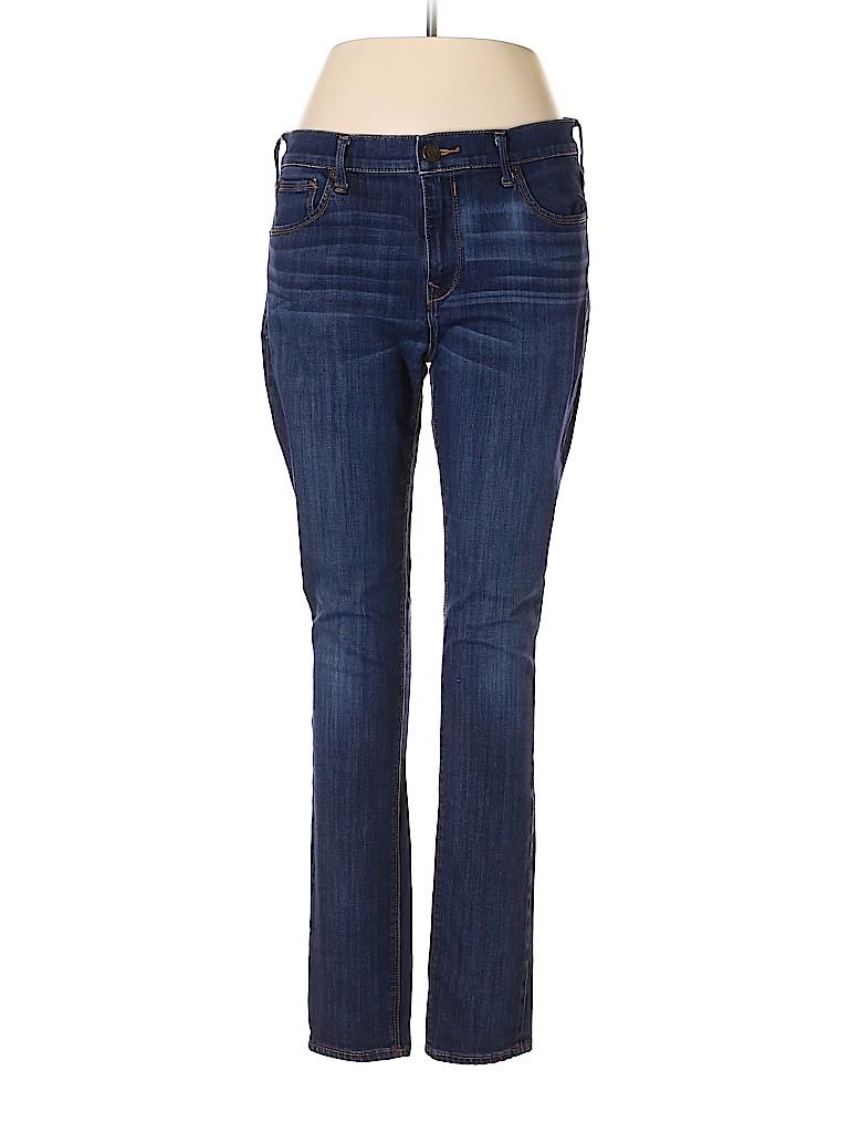 Express Women Jeans Size 14 (Tall)