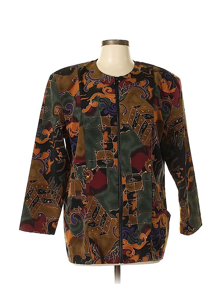Kensington Square Women Jacket Size L