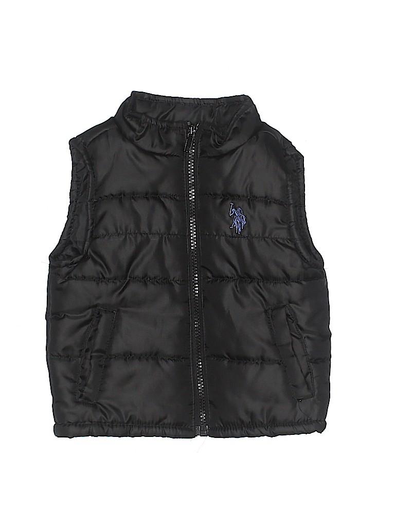 U.S. Polo Assn. Boys Vest Size 18 mo