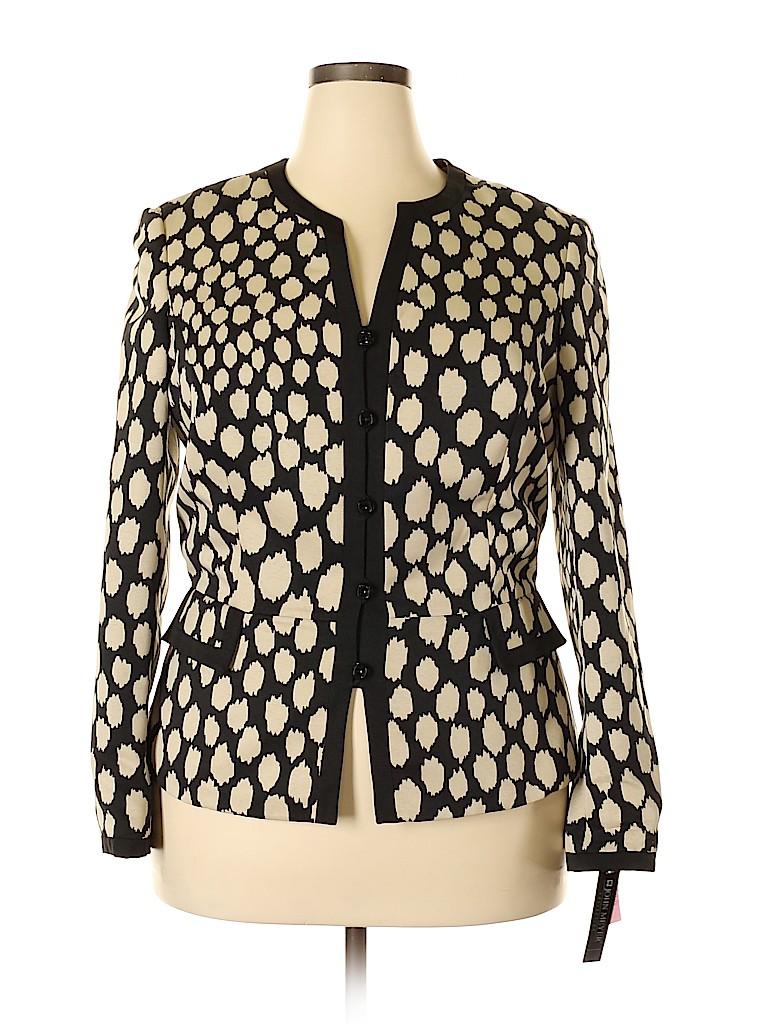 John Meyer Women Jacket Size 18 (Plus)