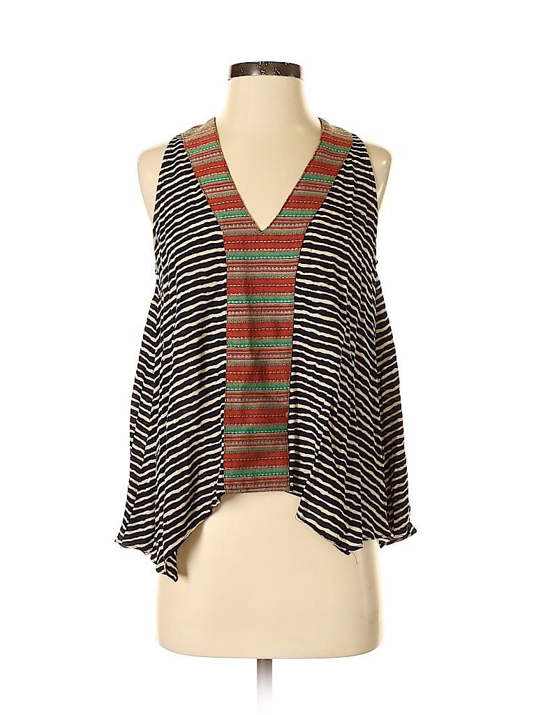 THML Women Sleeveless Blouse Size S