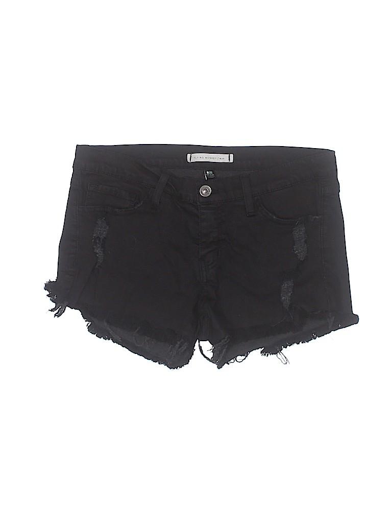 Flying Monkey Women Denim Shorts 29 Waist