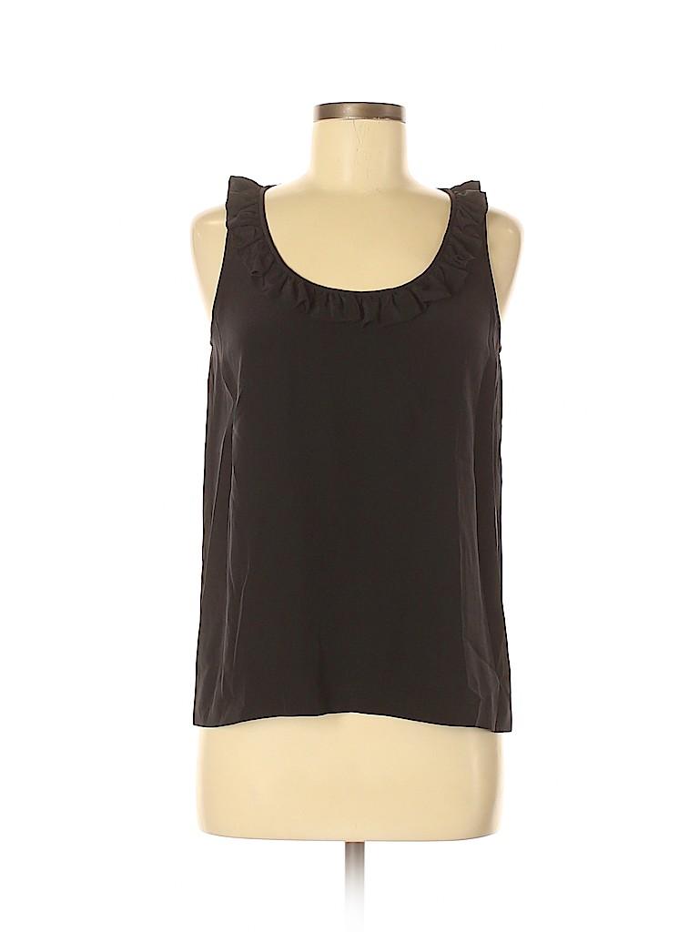 Kate Spade New York Women Sleeveless Silk Top Size 6