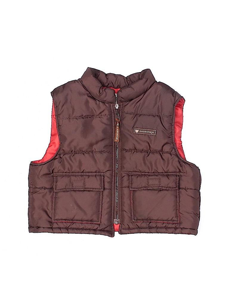 Brand Unspecified Boys Vest Size 110 (CM)