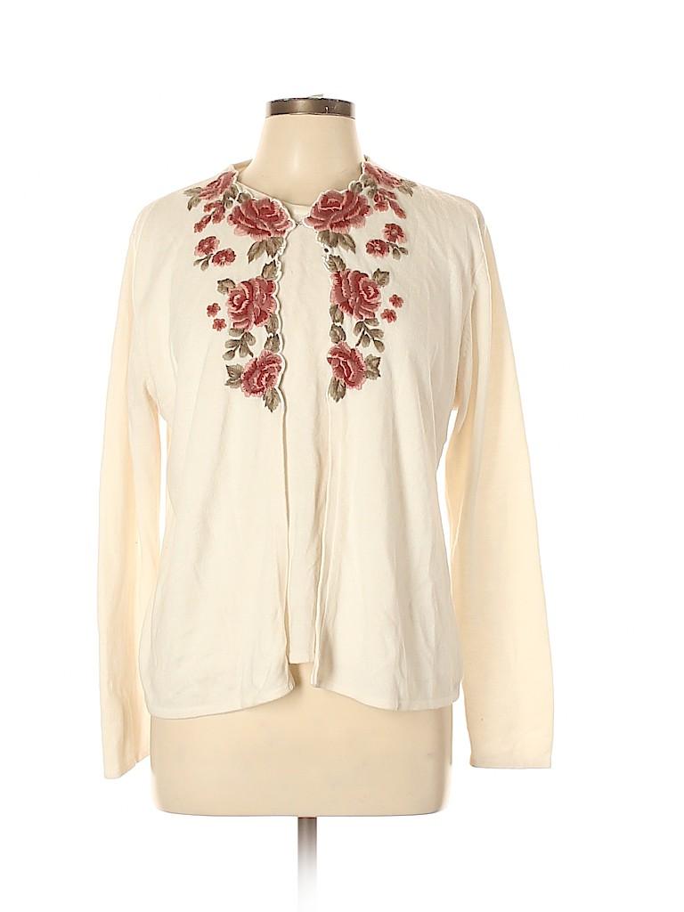 Koret Women Cardigan Size L