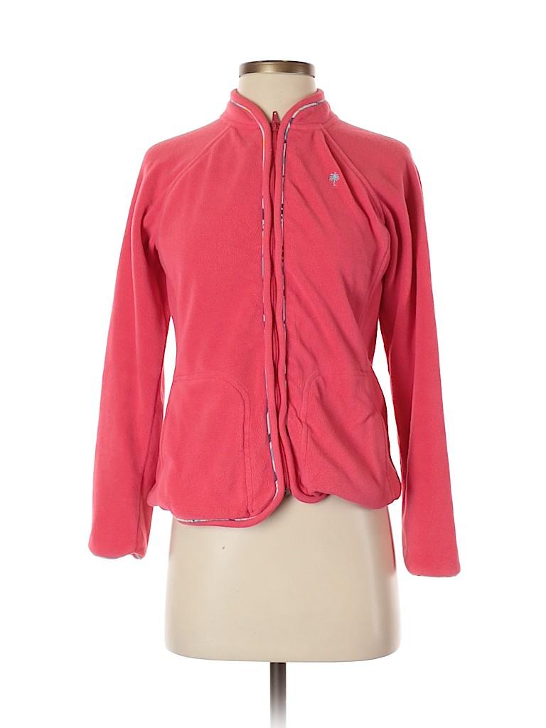 Lilly Pulitzer Women Fleece Size XS