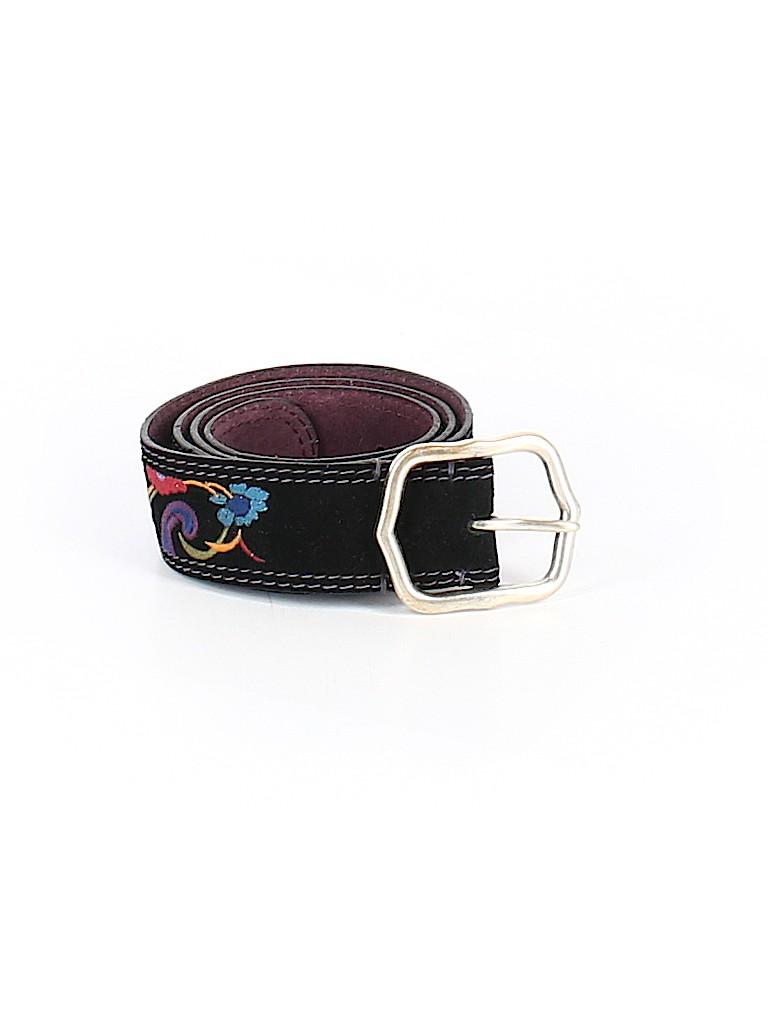 Lucky Brand Women Leather Belt Size XL