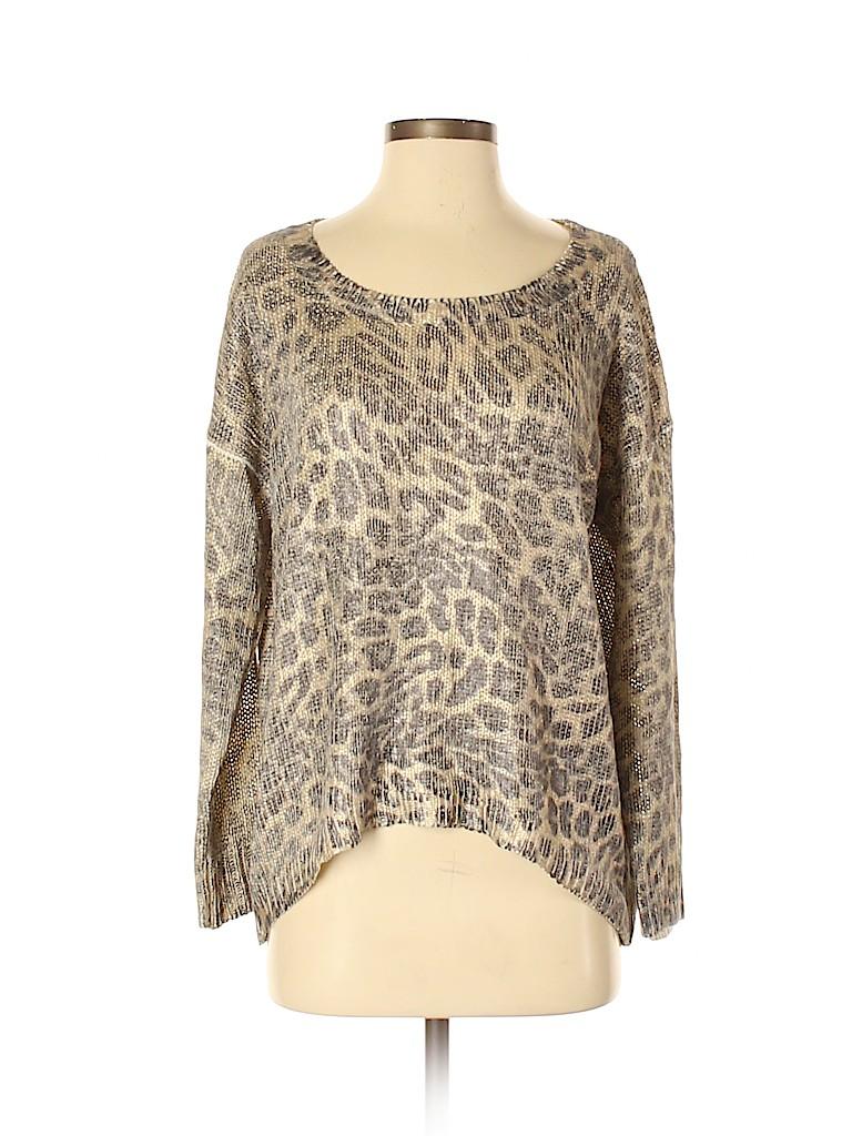 Gracia Women Pullover Sweater Size S