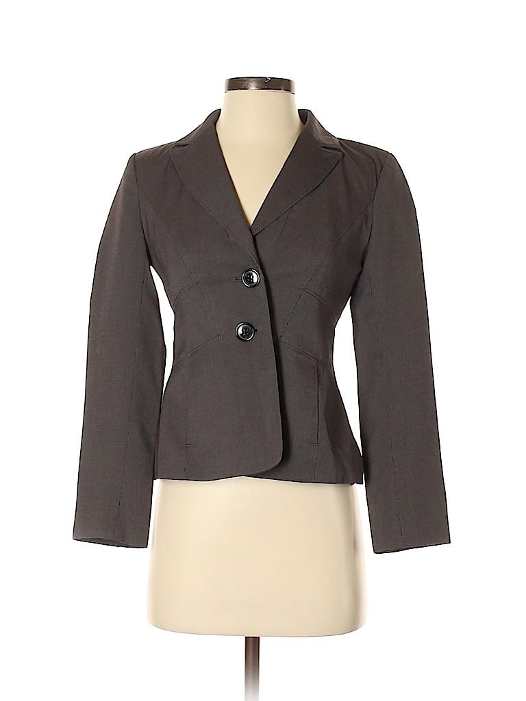 Ann Taylor LOFT Women Blazer Size 0 (Petite)