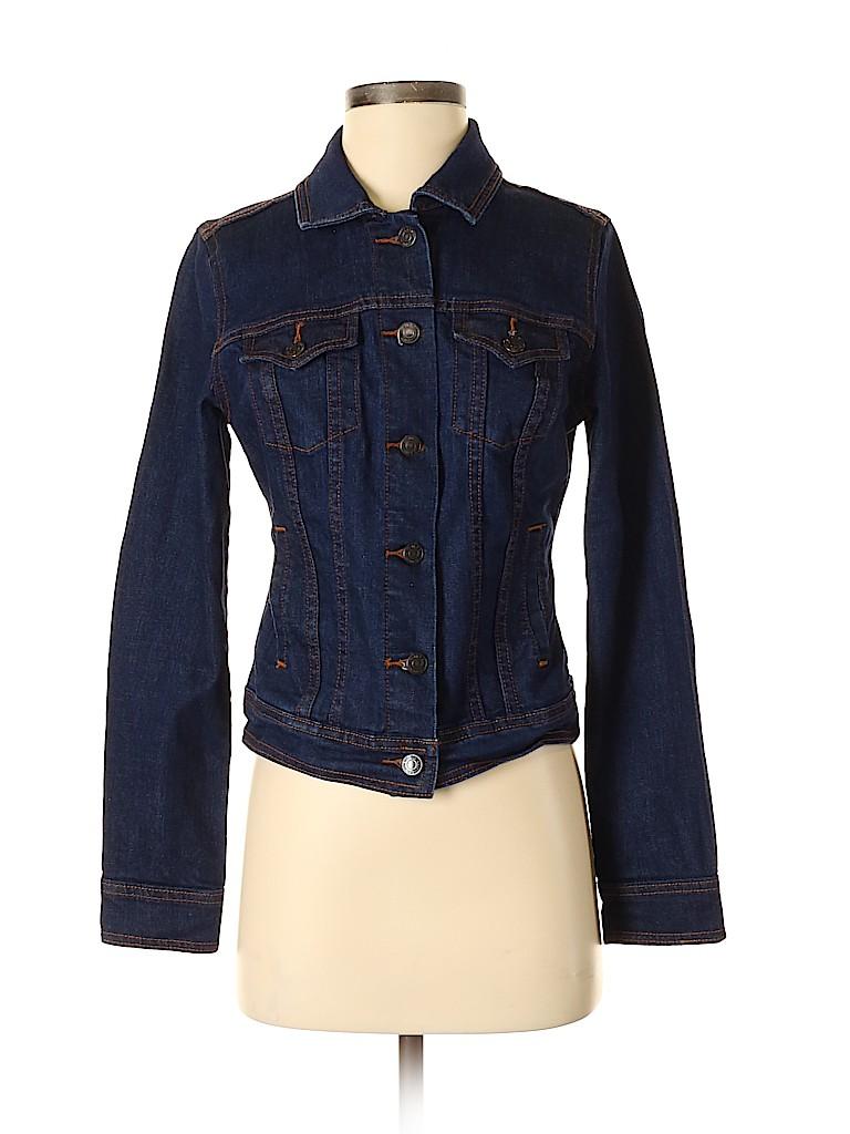 Old Navy Women Denim Jacket Size S
