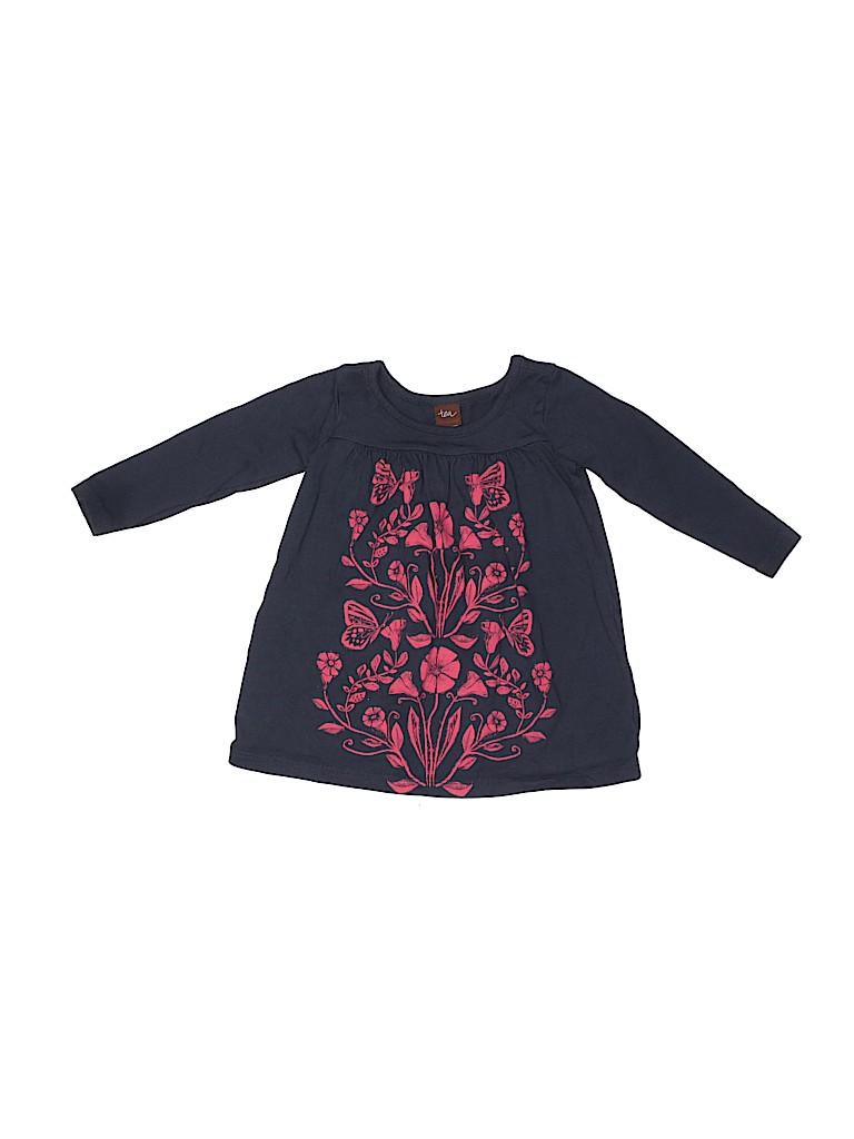Tea Girls Long Sleeve T-Shirt Size 9-12 mo