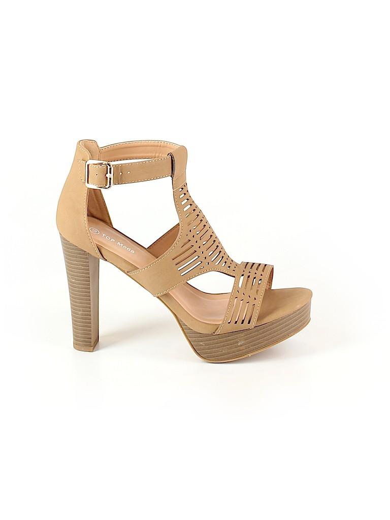 Top Moda Women Heels Size 10