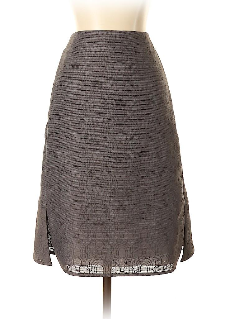 Yves Saint Laurent Women Casual Skirt Size 44 (FR)