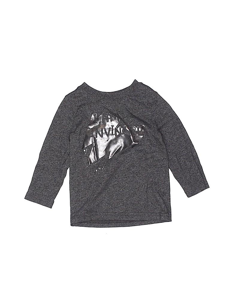 Cat & Jack Girls Long Sleeve T-Shirt Size 18 mo