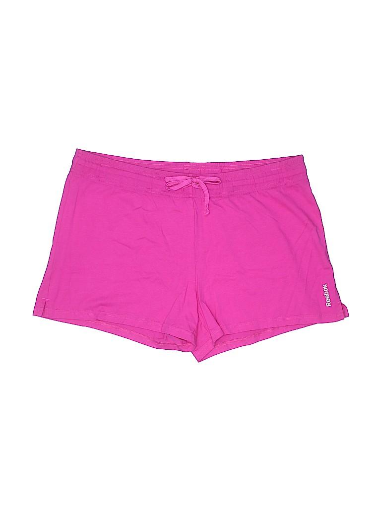 Reebok Women Athletic Shorts Size XL