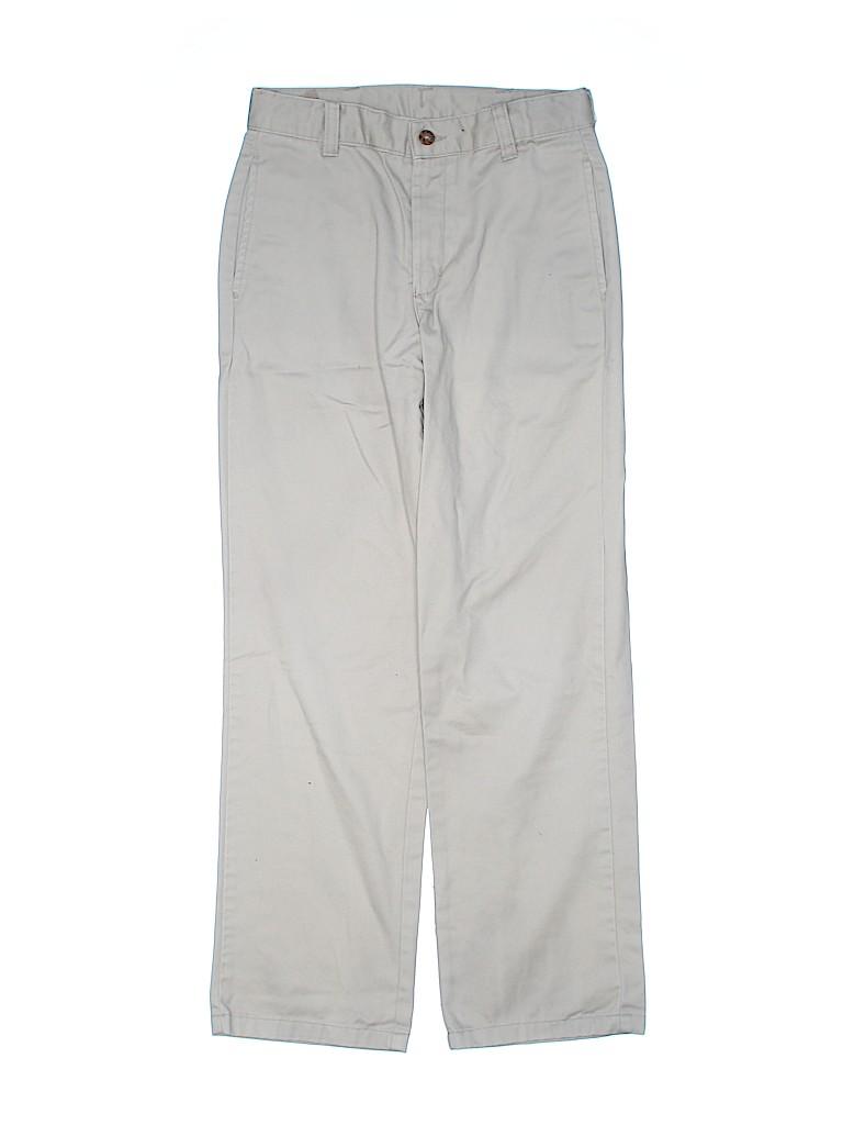 George Boys Khakis Size 12