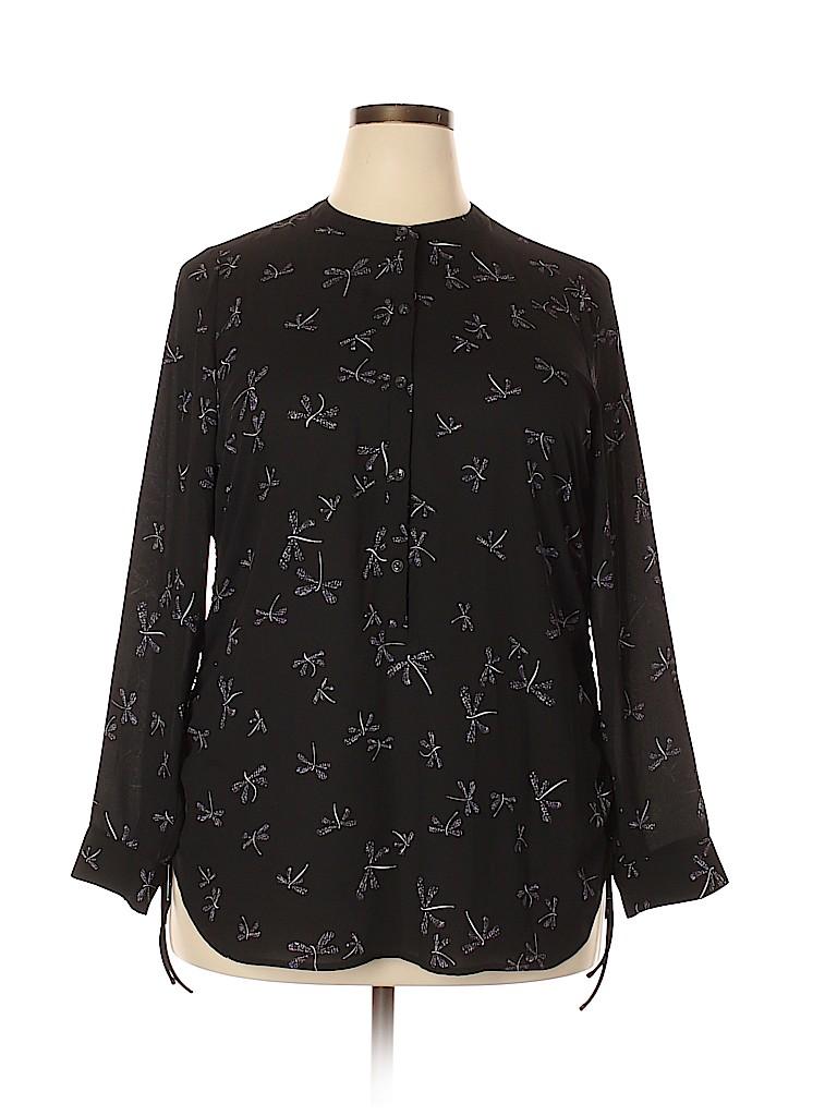 Apt. 9 Women 3/4 Sleeve Blouse Size XL