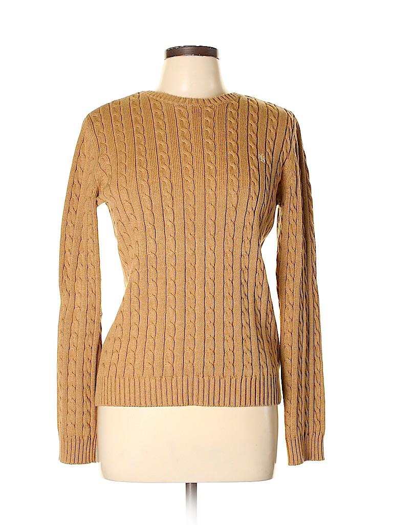 Lauren by Ralph Lauren Women Pullover Sweater Size M