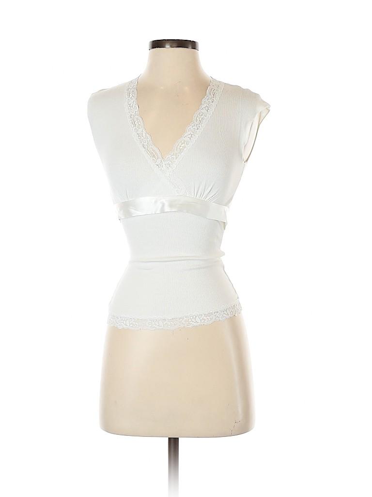 Bebe Women Sleeveless Top Size S