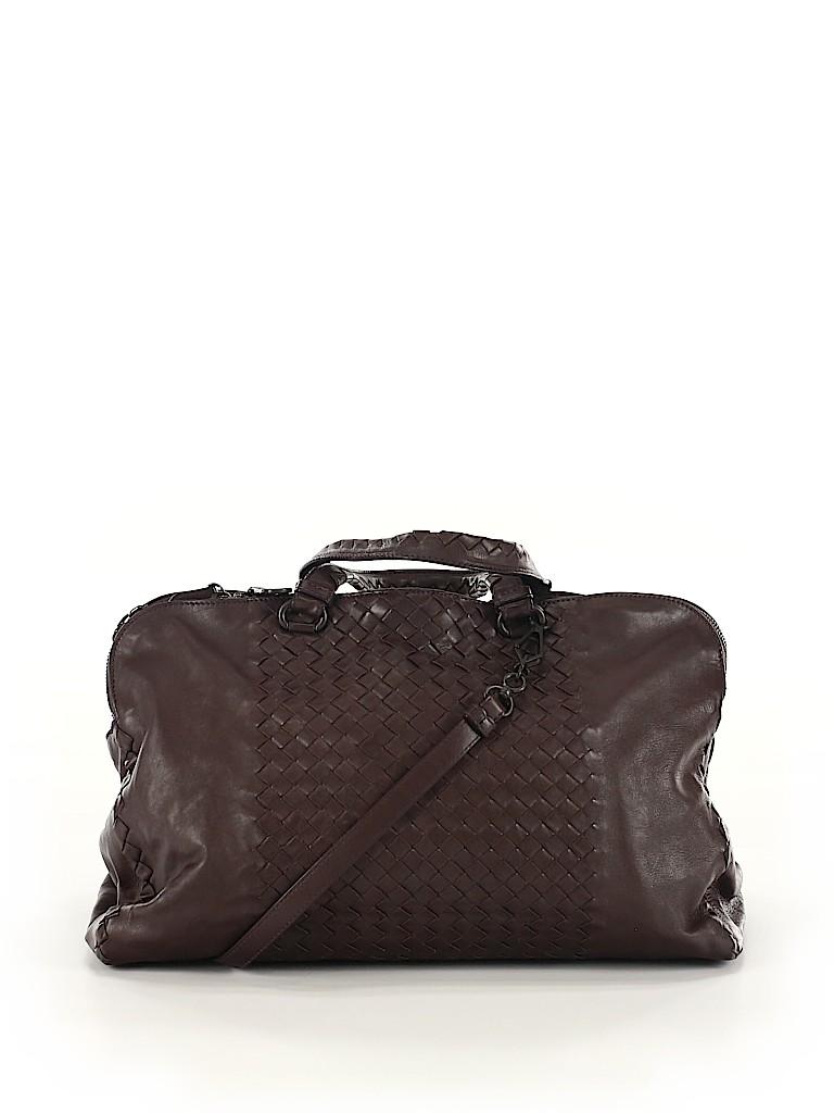 Bottega Veneta Women Leather Satchel One Size