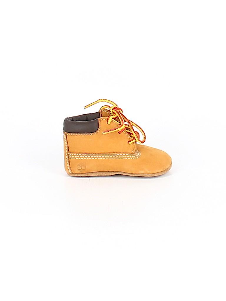 Timberland Boys Booties Size 1 Kids(3-6mo)