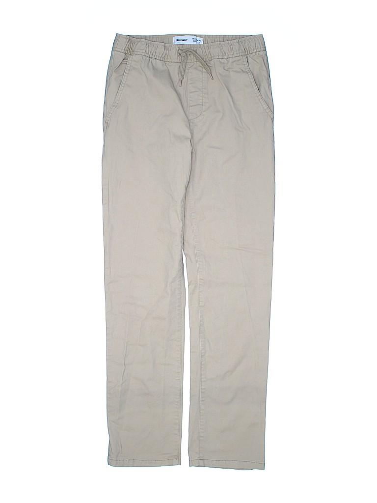 Old Navy Boys Khakis Size 14 - 16