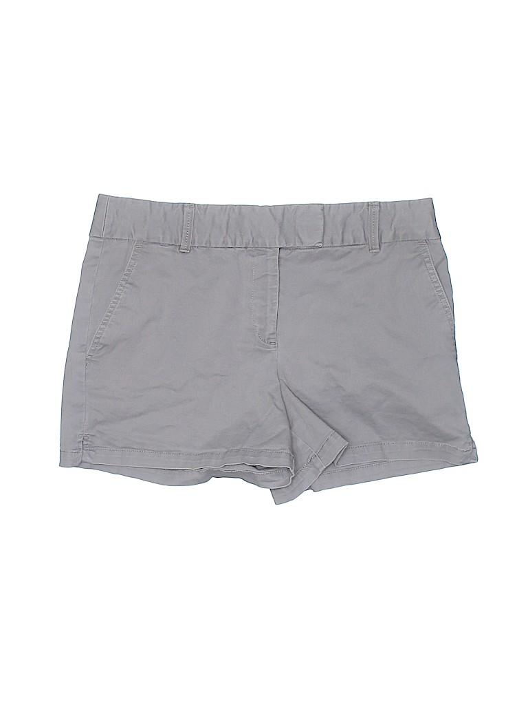 Ann Taylor LOFT Women Khaki Shorts Size 8