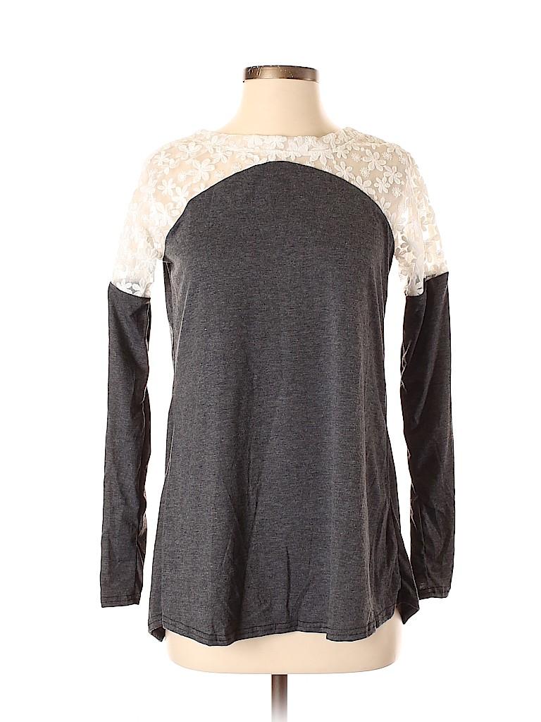 Unbranded Women Long Sleeve Blouse Size S