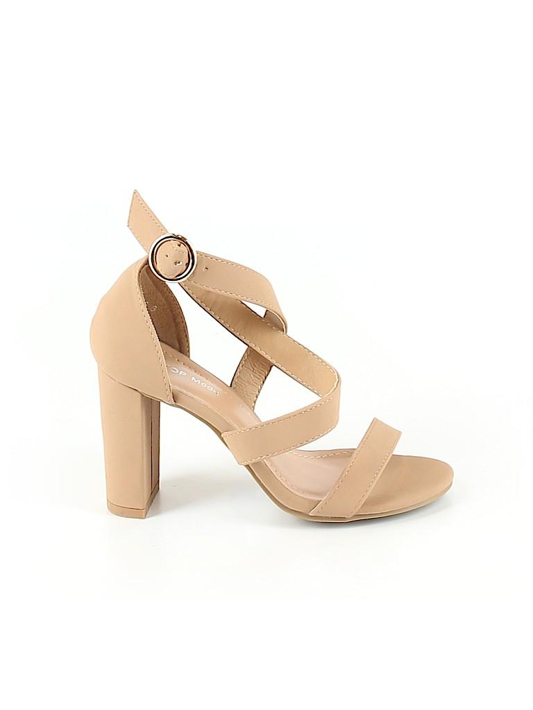 Top Moda Women Heels Size 6