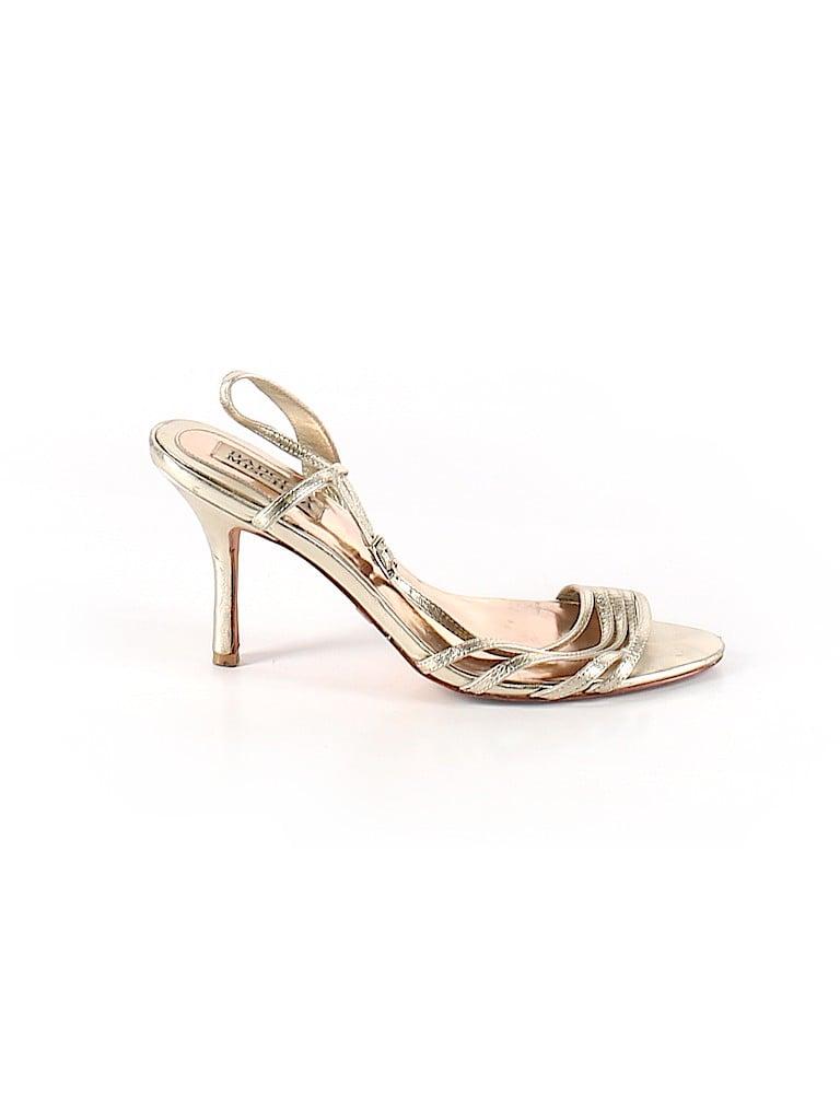 Badgley Mischka Women Heels Size 7 1/2