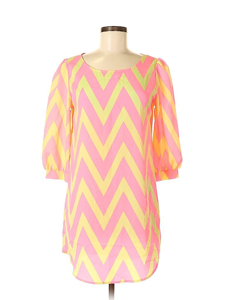 Brand Unspecified Women 3/4 Sleeve Blouse Size M