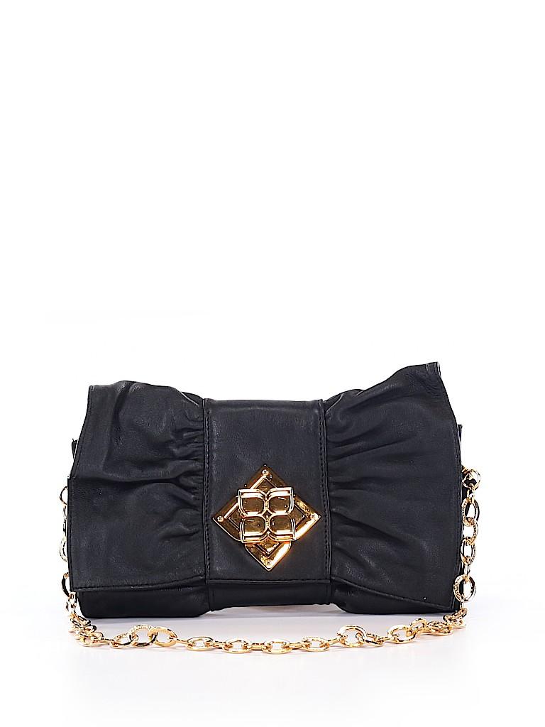 BCBGMAXAZRIA Women Leather Shoulder Bag One Size