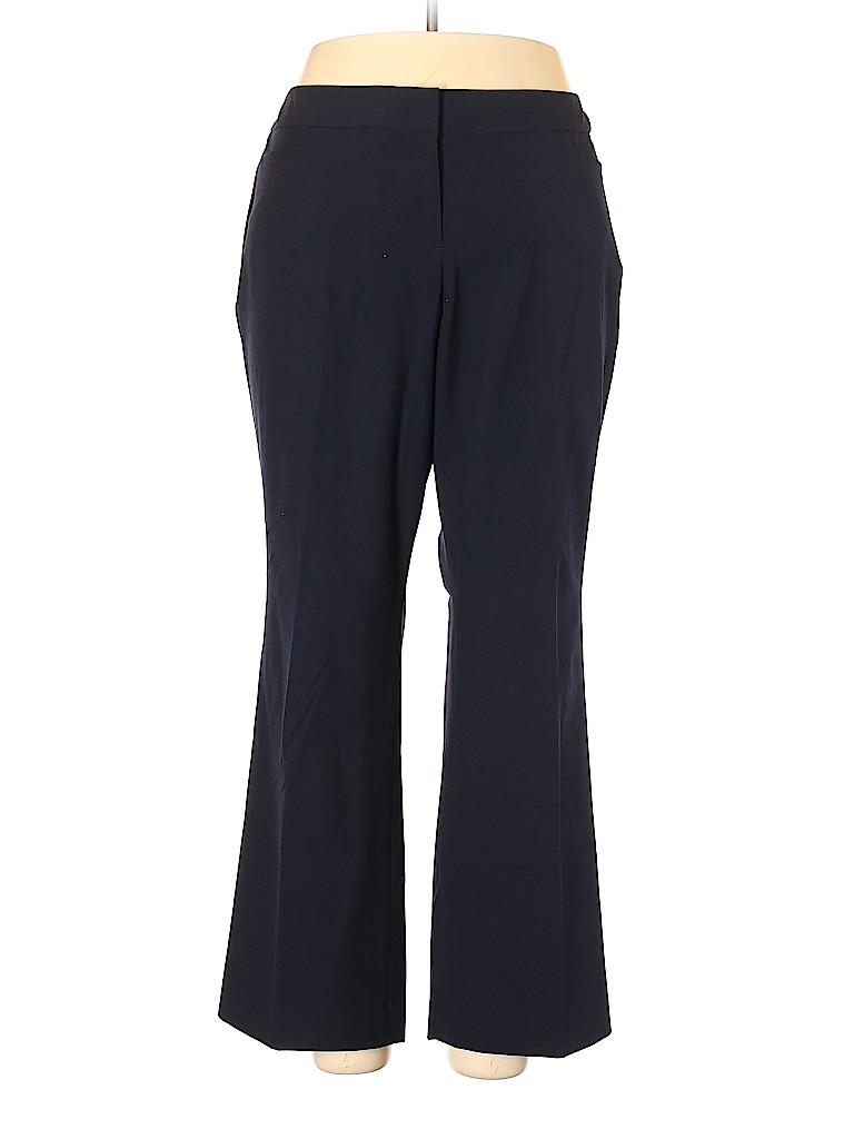 Talbots Women Dress Pants Size 18WP (Plus)