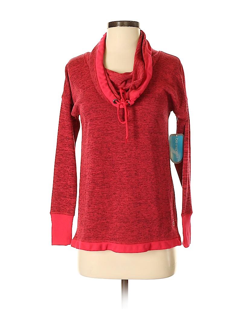 Be Inspired Women Sweatshirt Size XS