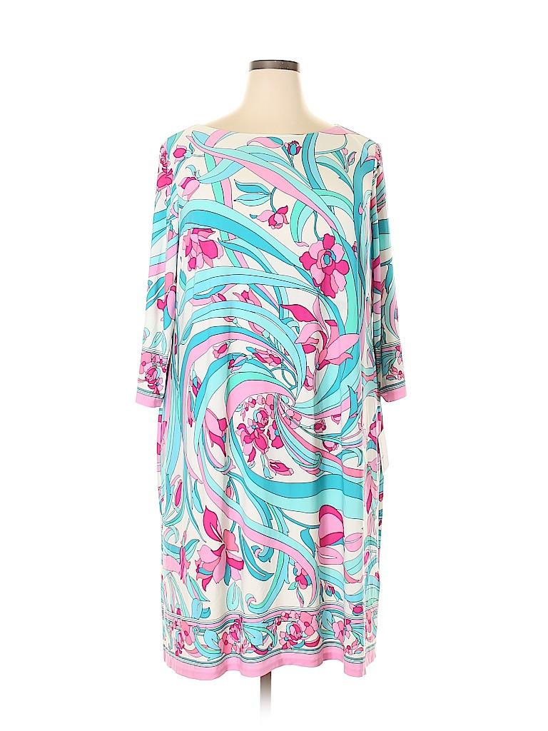 Brand Unspecified Women Casual Dress Size 3X (Plus)