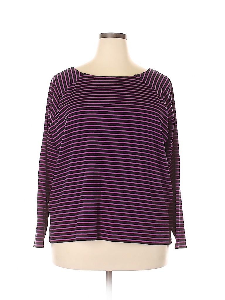 Lauren by Ralph Lauren Women Long Sleeve Top Size 3X (Plus)