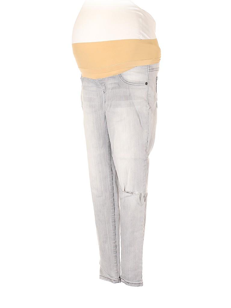 Indigo Blue Women Jeans Size XS (Maternity)
