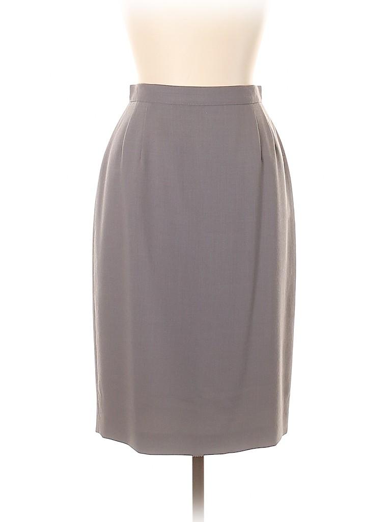 Giorgio Armani Classico Women Casual Skirt Size 10