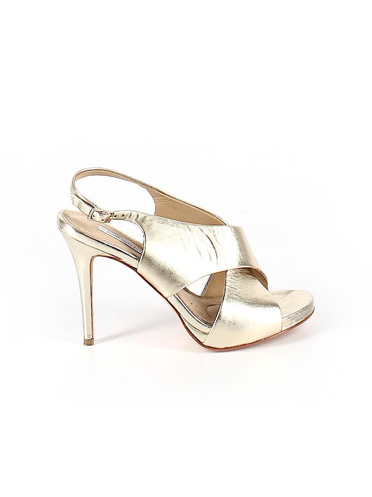 Diane von Furstenberg Women Heels Size 8