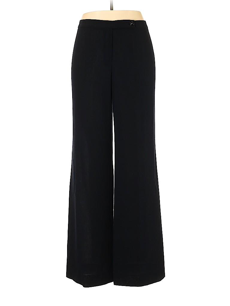 Escada Women Wool Pants Size 46 (EU)