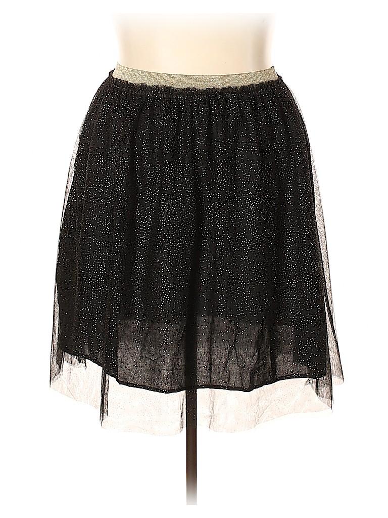 Forever 21 Women Formal Skirt Size 2X (Plus)