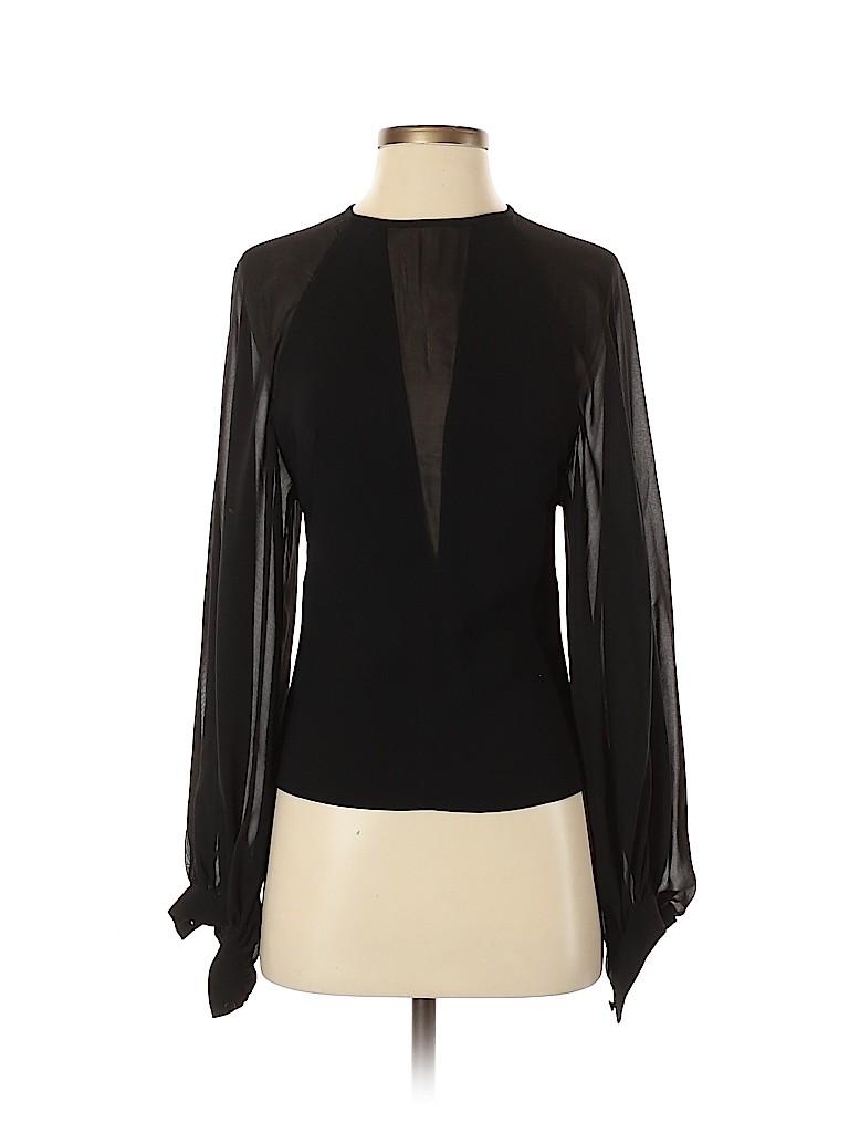 Robert Rodriguez Women Long Sleeve Blouse Size 2