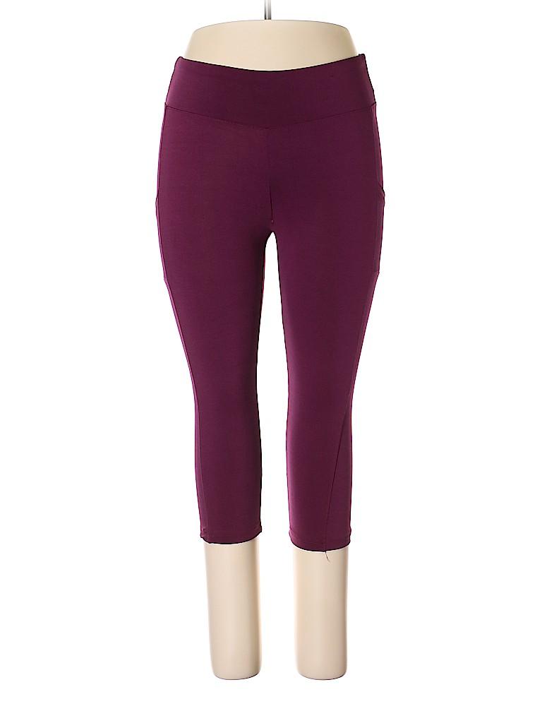 8 Women Active Pants Size L