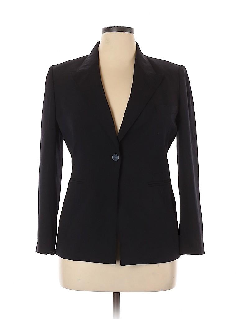 Anne Klein Women Blazer Size 12 (Petite)