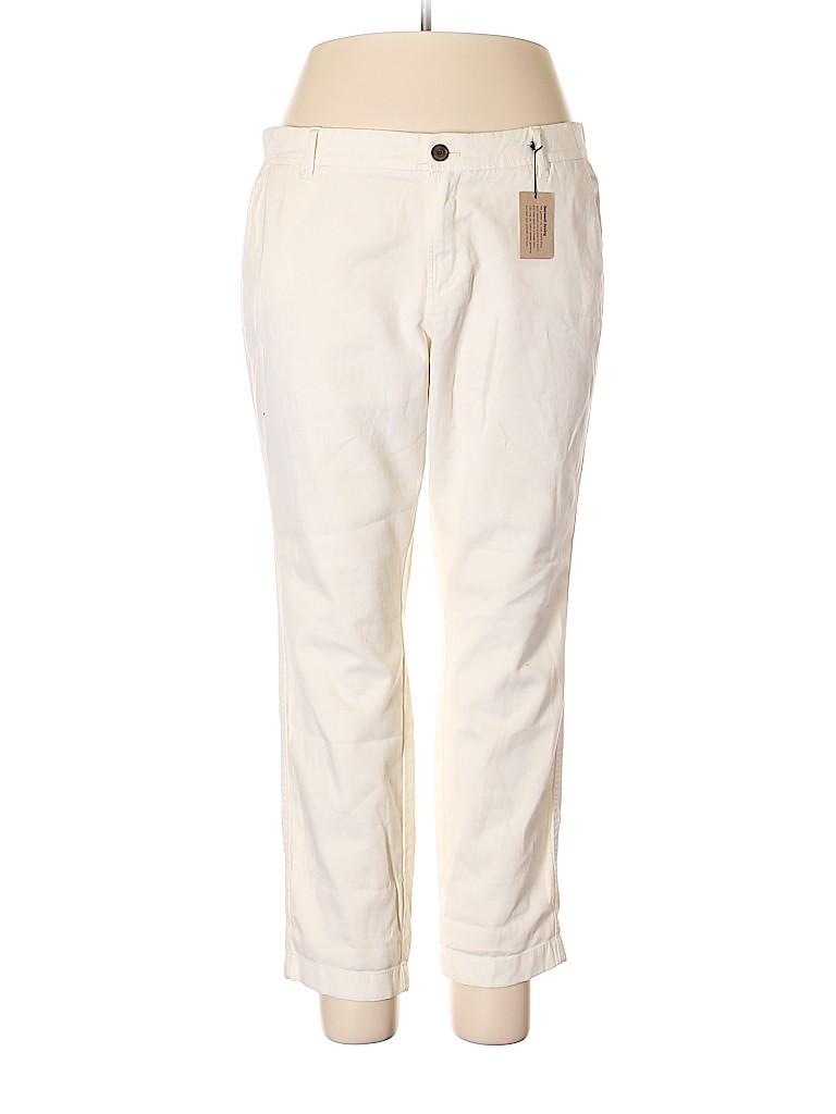 J. Crew Women Khakis Size 14