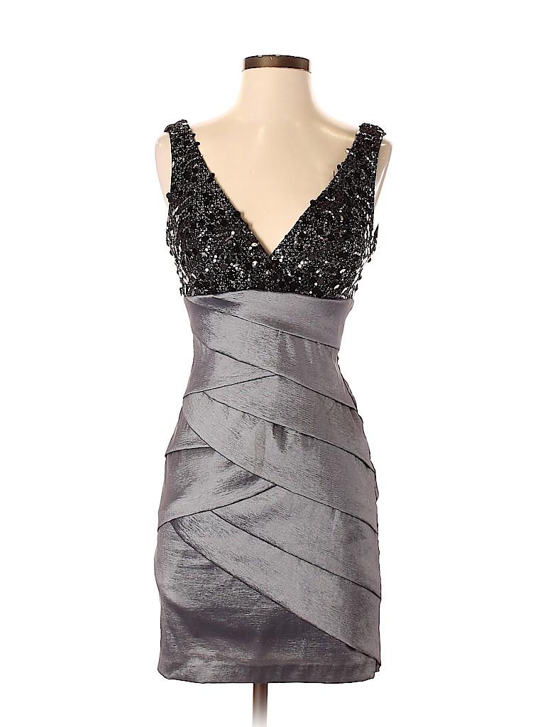 Betsy & Adam Women Cocktail Dress Size 4