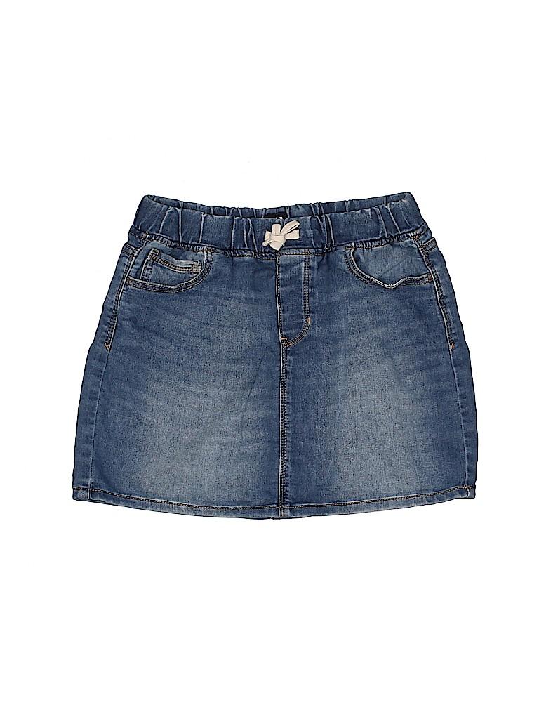 Gap Girls Denim Skirt Size X-Large (Kids)