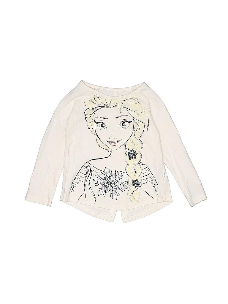 Disney Girls Short Sleeve T-Shirt Size 3