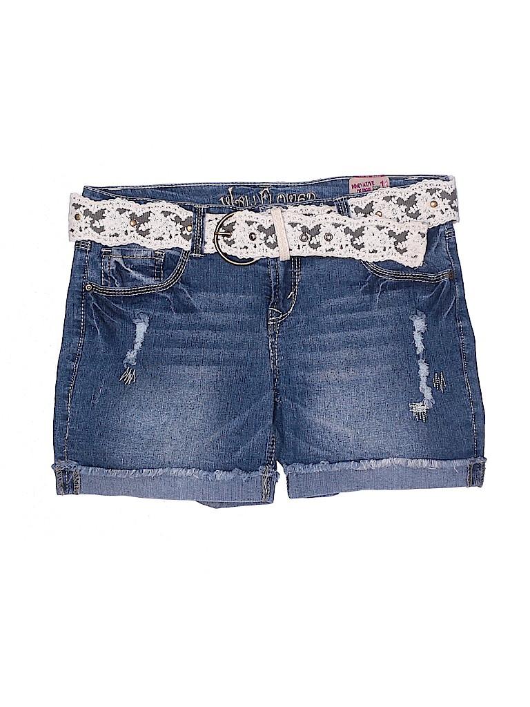 Wallflower Women Denim Shorts Size 11