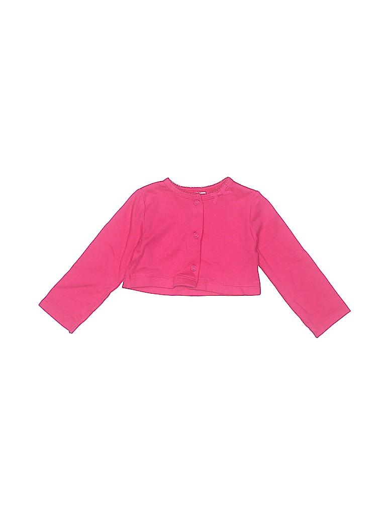 Carter's Girls Cardigan Size 12 mo